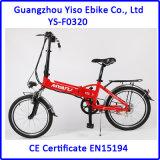 Bicicletas eléctricas plegables con Shimano 7 Velocidad