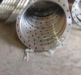 Bride plate d'acier inoxydable d'OEM avec l'usinage de commande numérique par ordinateur