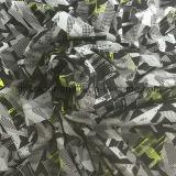 80% Nylon 20% Lycra Tela de impressão para roupa de banho e roupa de esporte