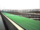 FRP/GRP Grating van het Afvoerkanaal van de Vloer van de glasvezel/Gevormde Grating