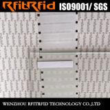 Escritura de la etiqueta imprimible de la frecuencia ultraelevada RFID del rango largo de la frecuencia ultraelevada 860-960MHz para las mercancías