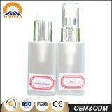 Quadratische zwergartige kosmetische Haustier-Flasche für Haut-Sorgfalt