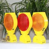 China Traffic Seguridad de Carreteras Advertencia Solar LED Construcción Luz de Trabajo
