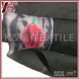 Padrão de Rose Imprimir 100% tecido organza de seda