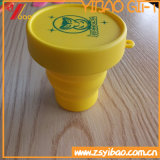 Promotion Hot Sell Silicone Traval Mug Silicone Portable Cup