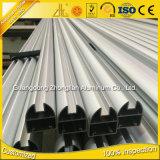 6000 Serie anodisierensplitter-Aluminium-verdrängte Rohrleitung
