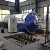 Calefacción eléctrica Autoclave de vidrio con ingenieros disponibles para el mantenimiento