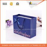 Sacs en papier chauds de coutume de prix usine de modèle simple de vente