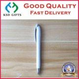 Les styles stylo tactile stylo à bille en plastique avec crochet en métal