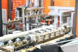 Машинное оборудование автоматической бутылки любимчика 0.5L дуя отливая в форму с управлением PLC