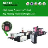 機械を作る高速Nonwoven Tシャツのショッピング・バッグ