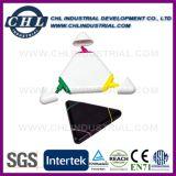 Fördernde bunte kundenspezifische Firmenzeichen-Leuchtmarker-Feder, Leuchtmarker-Markierung, Leuchtstofffeder