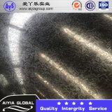 Galvanisiertes Stahlblech im Ring-Dach-Blatt runzelte Stahlring-Panel