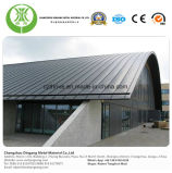 Alluminio (preverniciato) ricoperto colore per il materiale della parete e del tetto