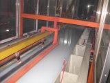 Riga di pittura elettroforetica del catodo per materiale da costruzione