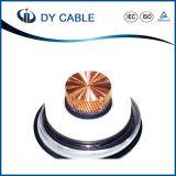 Surtidores de cobre aislados XLPE/PVC del cable de transmisión del conductor 0.6/1kv