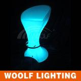 LED RGBの夕食のバースツール