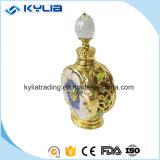 12ml 15ml goldenes Metallkristallduftstoff-Flasche Mpb-16