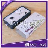 Papier spécial de luxe empaquetant le cadre exquis de parfum pour le cadeau