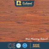 Hogar 12,3 E0 HDF en relieve Elm T-Ranuras para pisos laminados