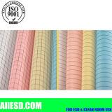 Tessuto di vendita caldo del locale senza polvere di griglia ESD della striscia di 5mm