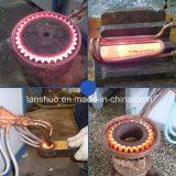 Horno de endurecimiento material de la máquina de Rod de la inducción de la fuente de Fcatory
