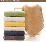卸し売り綿タオルの大きいタオルを厚くする柔らかいカスタマイズされたロゴのギフトタオル