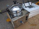 Kfc fritou a frigideira elétrica da pressão do aço inoxidável da máquina da galinha