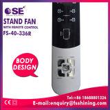 16 Zoll-Fernsteuerungsuntersatz-elektrischer Standplatz-Plastikventilator