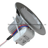 Aluminum+PC AC100-240V 12LEDs 12W Cer RoHS justierbares LED Punkt-Licht