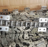 os lados 10b-1 dois anexaram a corrente transportadora do aço inoxidável
