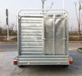 Remorque à camions soudé haute vitesse à bétail avec 1000mm