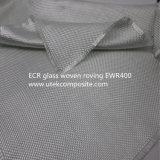 Fibra de vidrio Roving tejida vidrio Ewr400 del ECR