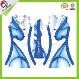Lycra OEMの方法昇華印刷のネットボールの服