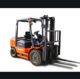 3 Mast-Dieselmotor-angeschaltener Ladeplatten-Gabelstapler der Tonnen-3 des Stadiums-6m (CPCD30)