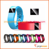 Instruções I5 do podómetro mais o bracelete esperto esperto da pressão sanguínea do bracelete