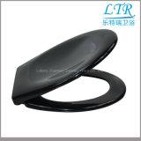 Color del negro del asiento de tocador del uF de los productos del cuarto de baño