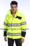 Куртка безопасности видимости Relective En471 высокая