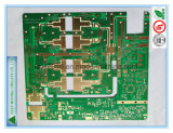 Монтажная плата PCB Rogers высокочастотная с PCB 2 слоев
