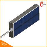 Luz de calle solar al aire libre ligera solar de 800 lúmenes