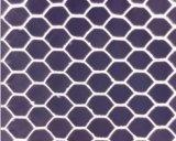 Filtre à air de filtre à l'ozone en forme de nid d'abeille en aluminium
