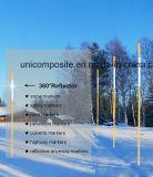 FRP Rod contínuo com tampão e o marcador reflexivo da neve da fita