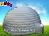 tente gonflable énorme ronde d'igloo de 25m pour l'exposition