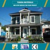 Construcción prefabricada de la construcción de viviendas de la estructura de acero