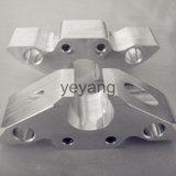 Части алюминия высокого качества CNC изготовленный на заказ точности подвергая механической обработке
