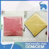 La calidad coreano glitter textil Vinilo para la transferencia de calor