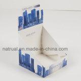 Rectángulo de papel cosmético cosmético de la belleza de encargo de la alta calidad