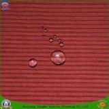 Tissu ignifuge de rideau en arrêt total de tissu de polyester tissé par textile à la maison pour le guichet