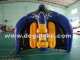 Gioco gonfiabile dell'acqua del raggio di Manta della mosca, gioco di sport di acqua