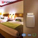 Carte sèche personnalisée d'hôtel d'IDENTIFICATION RF de PVC MIFARE 4K d'impression